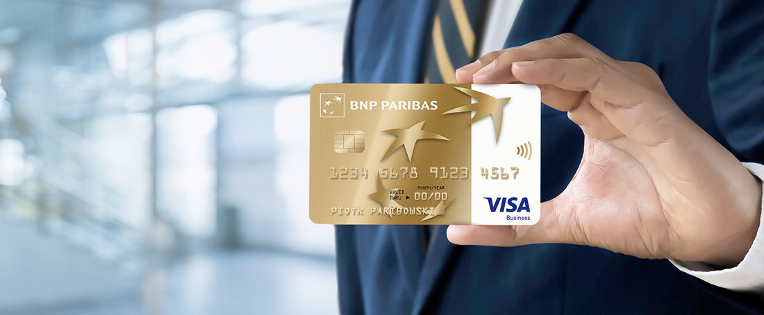 Karta Visa Business Gold