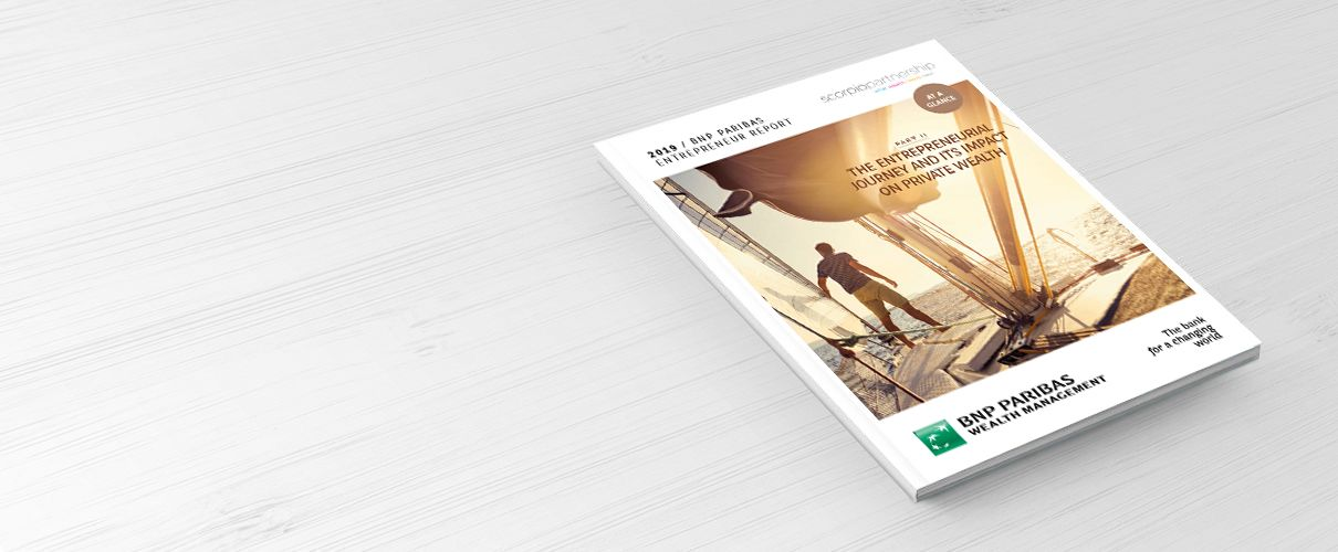 2018 BNP Paribas Global Entrepreneur Report - wersja ENG