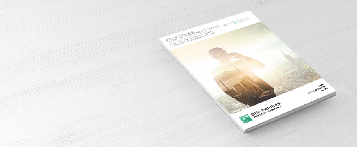 2017 BNP Paribas Global Entrepreneur Report - wersja ENG