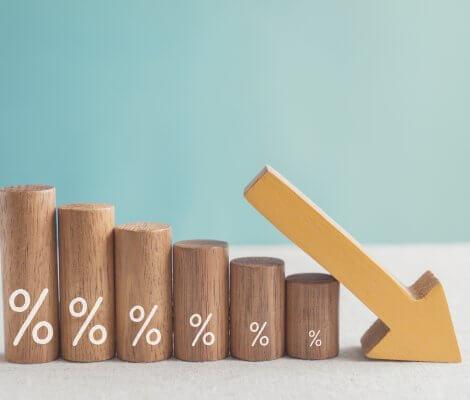 Obniżka stóp procentowych