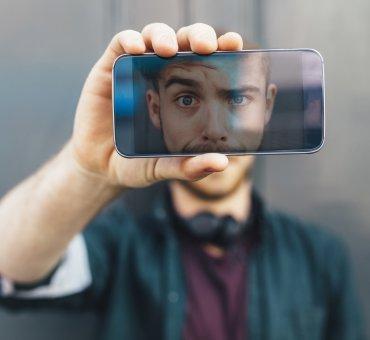 Konto selfie