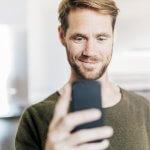 proces otwierania konta za pomocą selfie w BNP Paribas