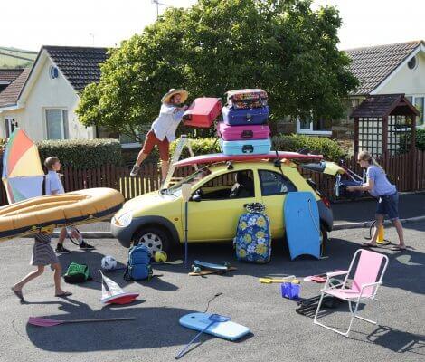 Arval - własnym autem na wakacje?