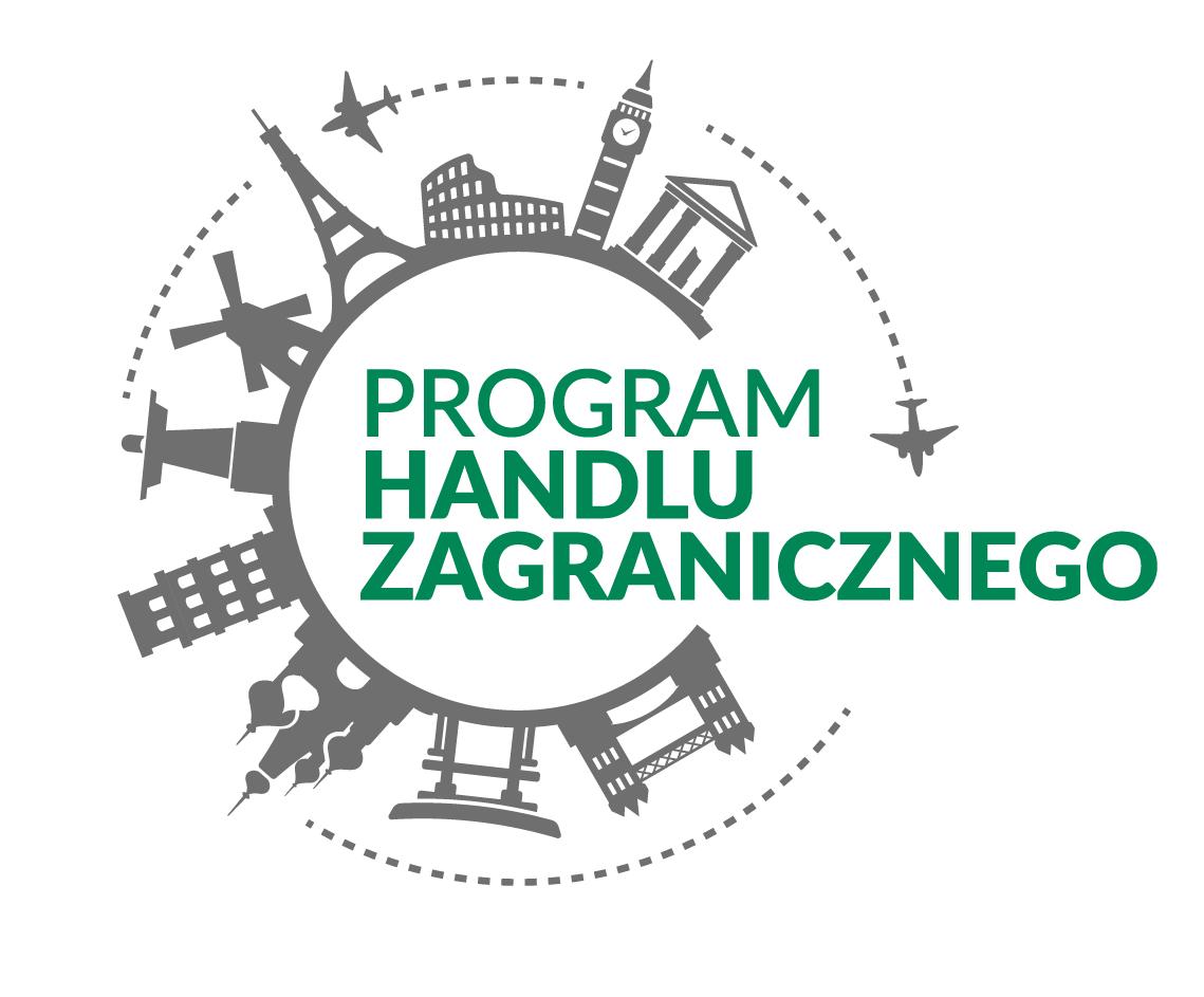 logo Programu Handu zagranicznego